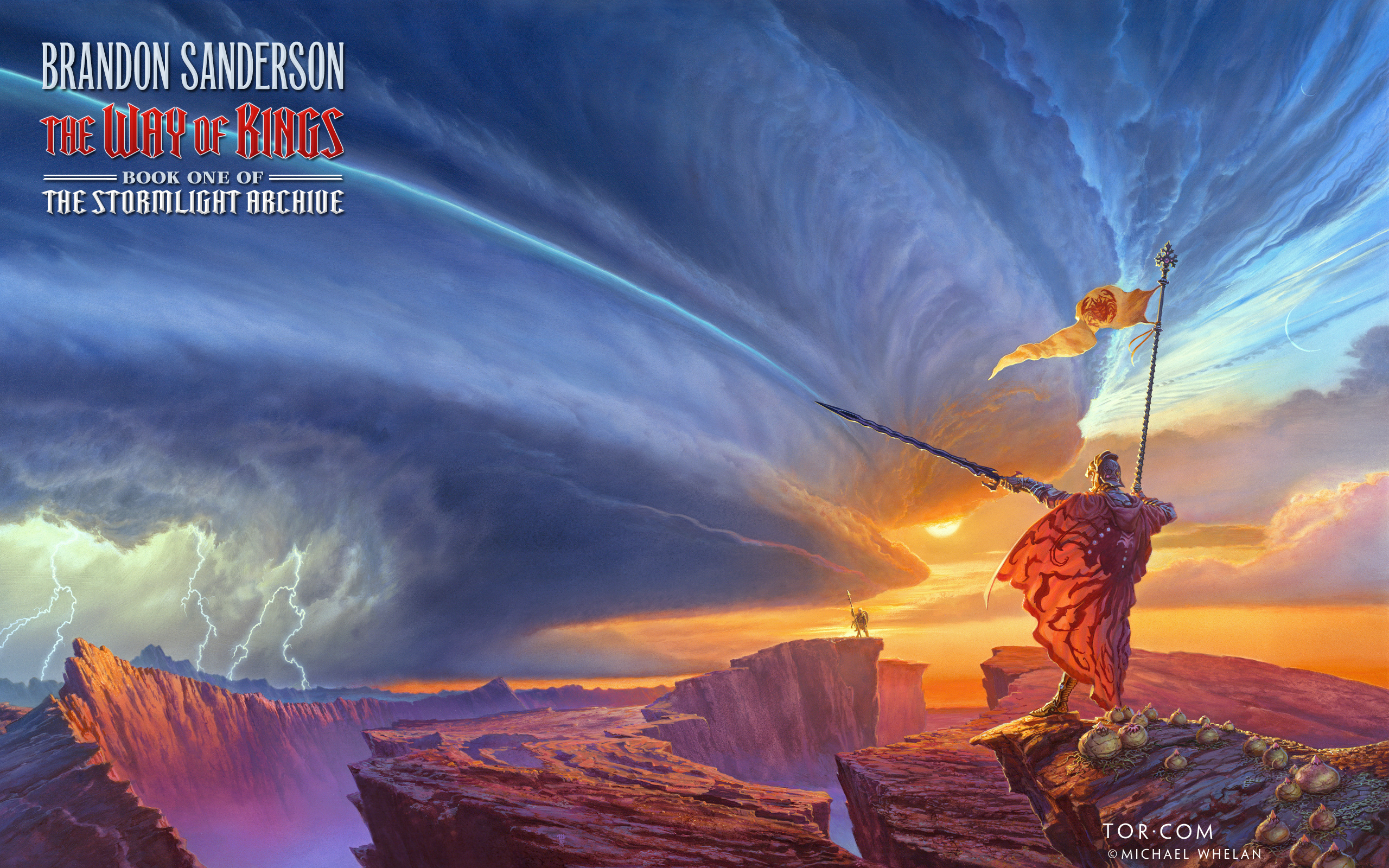 Download Wallpapers For Brandon Sanderson S The Way Of Kings