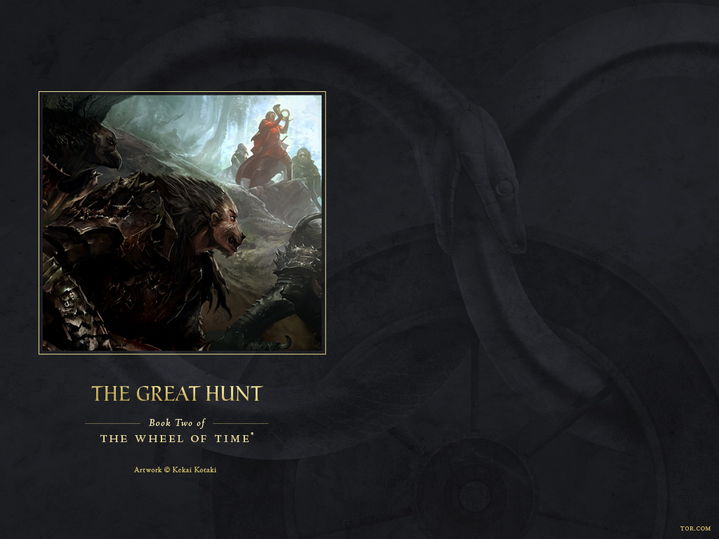 Download Free Wallpaper From The Great Hunt Ebook Tor Com